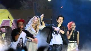 Azi vii, mâine pleci - Keo with Ruxy, Skizzo Skills and Andreea Bălan