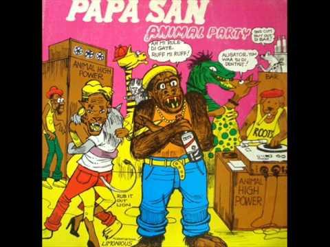 Papa San - Serious Woman