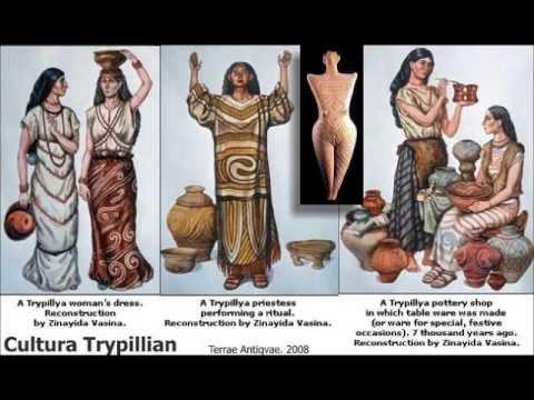 cucuteni culture.