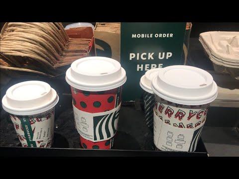 VLogmas #5 Starbucks Happy Hour
