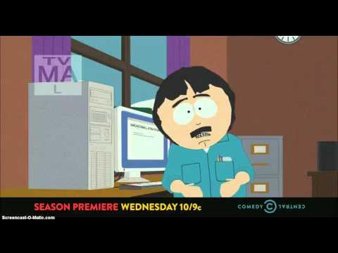 Sarcasm - Randy Marsh - South Park