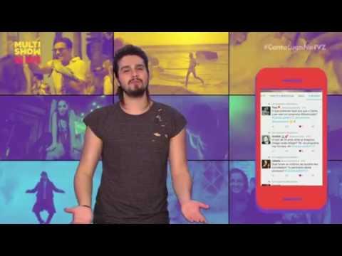 Canta Luan no TVZ - Interação com os fãs - Bloco 05 - 31 07