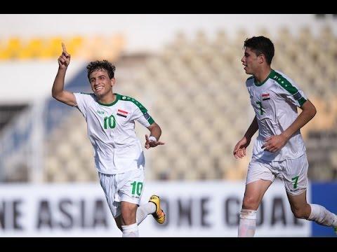 Video: U16 Iraq vs U16 Malaysia