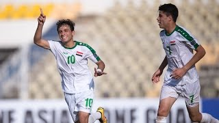Iraq vs Malaysia (AFC U-16 Championship 2016: Group Stage)