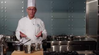 How to Choose your Cookware Range   - All-Clad Cookware & The Culinary Institute of America
