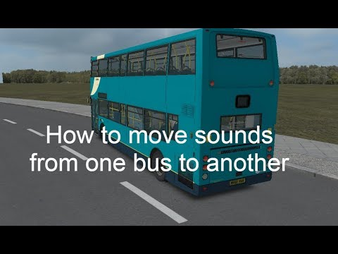HOW TO MOVE A SOUNDMOD FROM ONE BUS TO ANOTHER + TEST + SOLUTION FOR IF IT DOES NOT WORK |