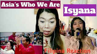 Asia's Who We Are   Isyana Sarasvati   Official Song Asian Games 2018 | Filipina Reaction