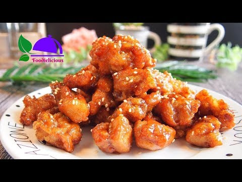 Best Orange Chicken Recipe | How to Make Orange Chicken | Easy Orange Chicken Recipe