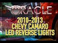 ORACLE Chevy Camaro LED Reverse Lights