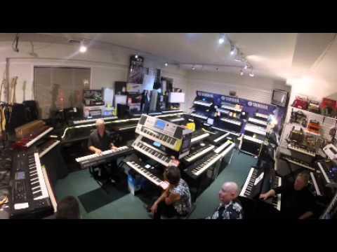 B Street Music-Kurzweil/Nord Clinic Video 7
