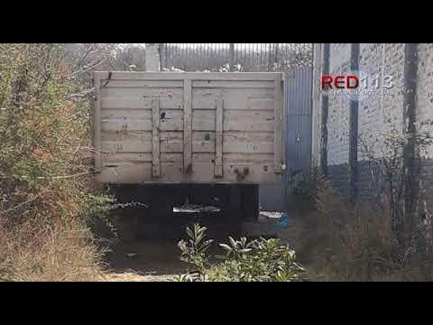 VIDEO PF recupera camión de carga robado en La Piedad