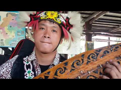 Sape Instrumental Kancet Lasan by Ifin