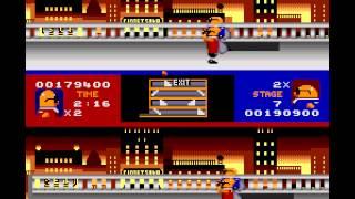 [TAS] Genesis Bonanza Bros. by SprintGod & Spikestuff in 08:53.79