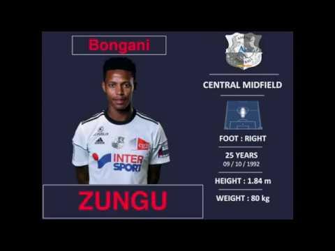 Bongani Zungu skills 2018
