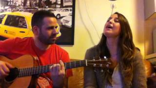 My favorite mistake-Sheryl Crow - cover by Natalie and Yoni