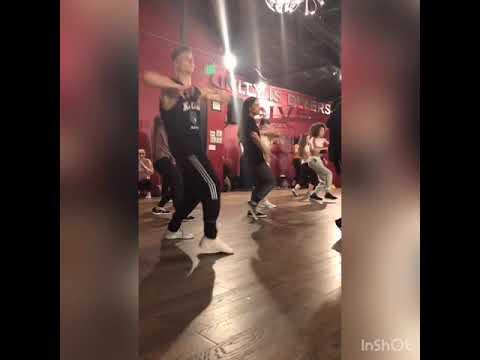 "Took Dana Alexa""s Dance Class"