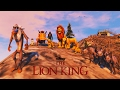 GTA 5 The Lion King Edition GTA V PC Mods