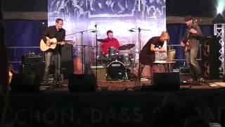 "Miss Zippy & The Blues Wail - ""Up The Line"" - Laubach, 2012"