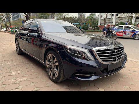 Mercedes S500 2015 Một Chủ Sử Dụng , Giữ Gìn Như Mới , Tiết Kiệm Hơn 3 Tỉ Đồng | Trần Long