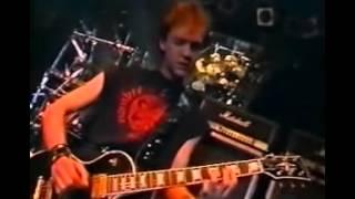 Héroes del silencio   Concierto en Frankfurt   Alemania 1992