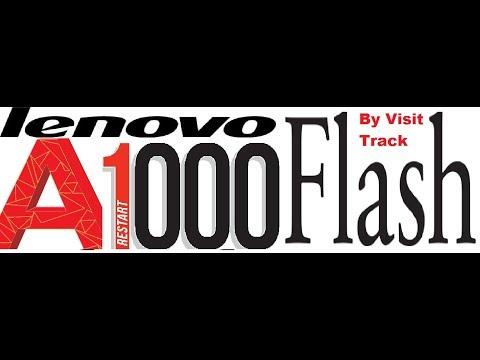 how-to-flash-lenovo-a1000