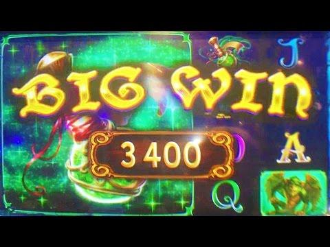 #G2E2016 Novomatic   NEW Merlin and his Magical Creatures slot machine
