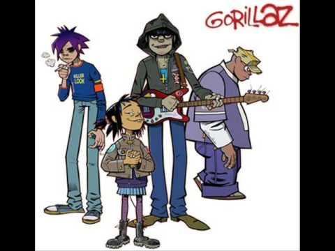 Gorillaz - Sunshine In a Bag