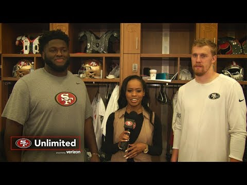 49ers Unlimited: Can You Guess C.J. Beathard and D.J. Jones' Real Names?