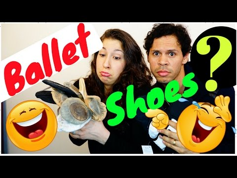 ballet shoes review /split sole/sansha