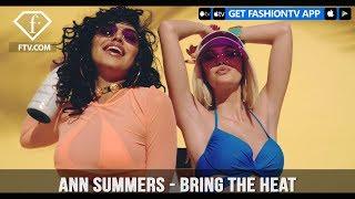 Ann Summers Bring The Heat Spring/Summer 2017 Campaign   FashionTV