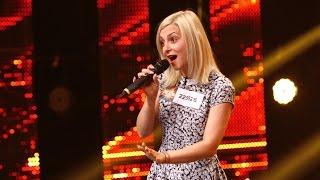 "Marcela Scripcaru, interpretare de excepţie a melodiei ""Lie Ciocârlie"", la X Factor!"