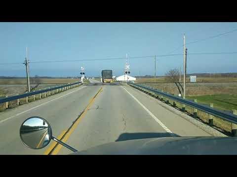 Norwalk, Ohio to Findlay, Ohio.(3)