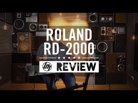 Roland RD-2000 Review & Demo | Better Music