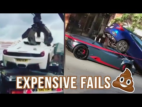Expensive Fails (VERY EXPENSIVE) !!