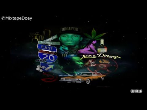 B.O.B. & Scotty ATL - Live & Direct ( Full Mixtape ) (+ Down