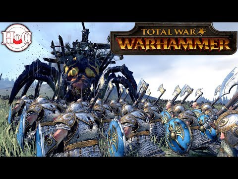 Flame Cannons  - Total War Warhammer Online Battle 315