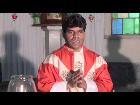 Pentecost Rubibar - 2020 - Holy Mass In Santali - St. Paul's Cathedral, Dumka - By XCC, Johar, Dumka