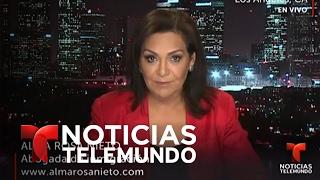 Medidas ejecutivas de Trump relacionadas con inmigración | Noticiero | Noticias Telemundo