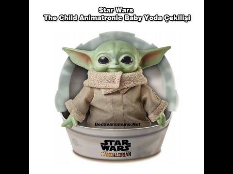 Ücretsiz Star Wars Baby Yoda Çekilişi