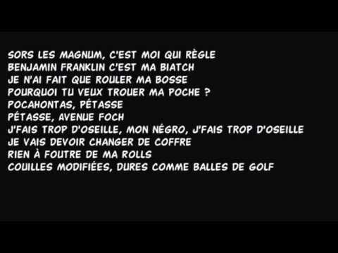 Booba - DUC Parole Lyrics