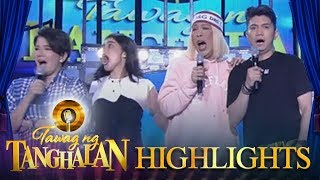 Tawag ng Tanghalan: Amy almost badmouths!