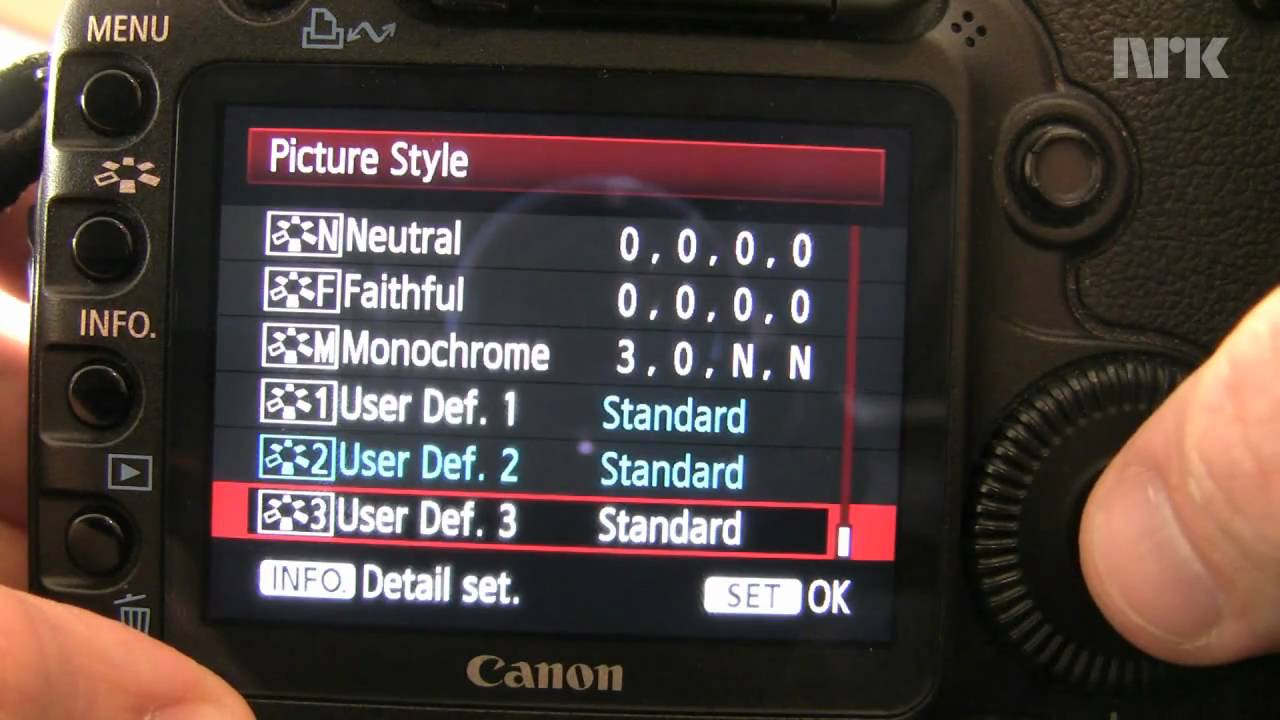 e967d0592525 Philip Bloom setting up a Canon 5D Mark II for video - YouTube