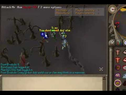 STC Pker Video 3 Low level Ancients msb Rune c bow from YouTube · Duration:  3 minutes 42 seconds