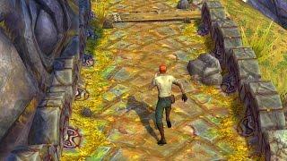 chơi Temple Run 2 chạy ăn vàng cu lỳ chơi game funny gameplay