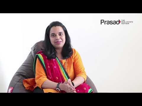 Client's Review - Mrs. Aishwarya Nagarkar | PRASAD THE REAL ESTATE ADVISER