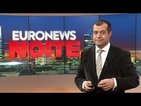 euronews (em português): Euronews Noite 22.02.2019