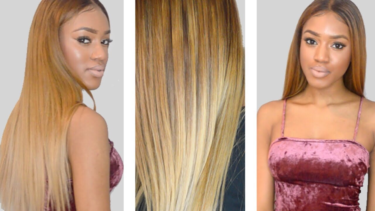 How To Blonde Highlights Lowlights Bleach Free Hair Giveaway