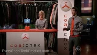 Video Coatchex Pitch (From Shark Tank Season 4 Episode 1) download MP3, 3GP, MP4, WEBM, AVI, FLV September 2018
