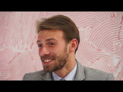 Интервью на 8 канале. Артур Лукава, Сергей Бобров