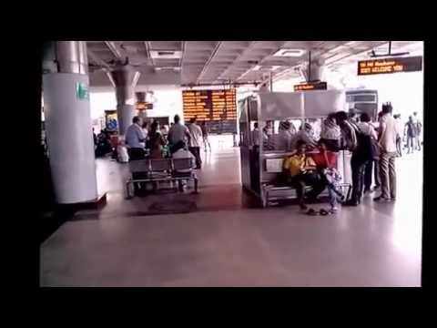 ISBT (RENOVATED),KASHMERE GATE,NEW DELHI